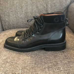 1ad76b463ce Women s Patent Leather Gucci Boots on Poshmark